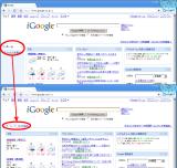 iGoogle 4C to 3C